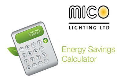 Mico Lighting Ltd - Energy Savings Calculator
