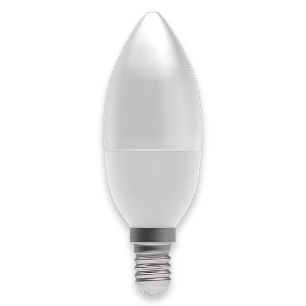 BL LED CANDLE SES 7W=40W 827 OPL ND 25K NON DIMMABLE