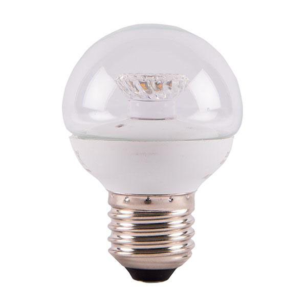 BL LED BALL ES 4W=25W 827 CLR ND 25K NON DIMMABLE