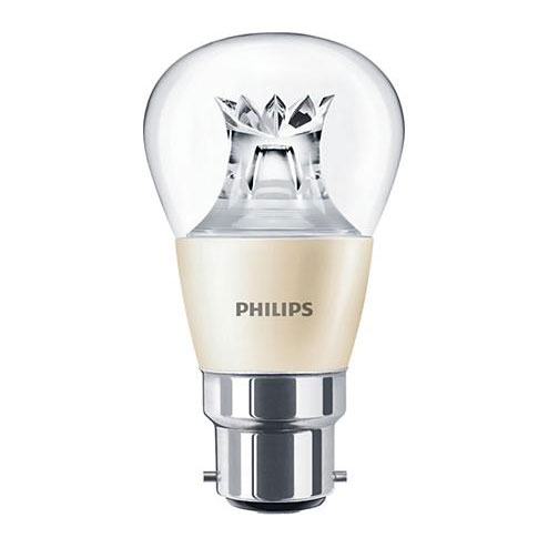 PH LED BALL BC 6W=40W 827 CLR DT 25K DIMMABLE DIMTONE CLEAR