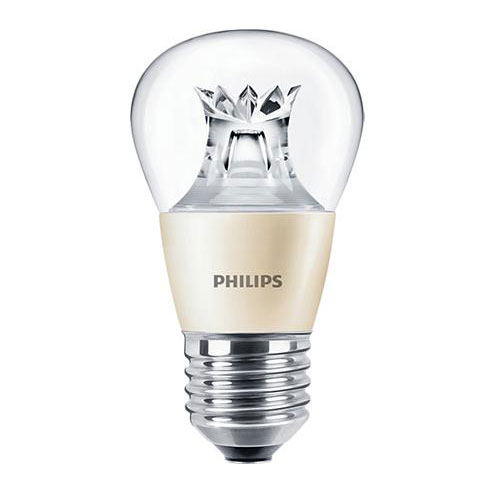 PH LED BALL ES 6W=40W 827 CLR DT 25K DIMMABLE DIMTONE