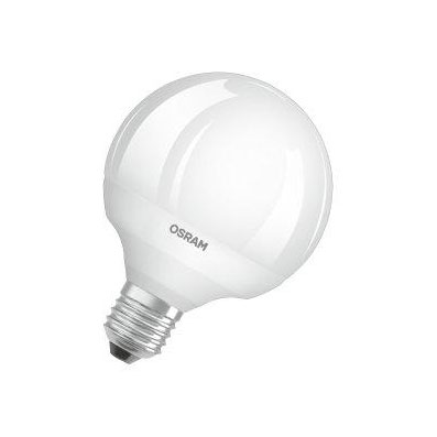 LV LED GLOBE ES 8W=75W 827 OPL D 15K 95MM DIMMABLE OPAL