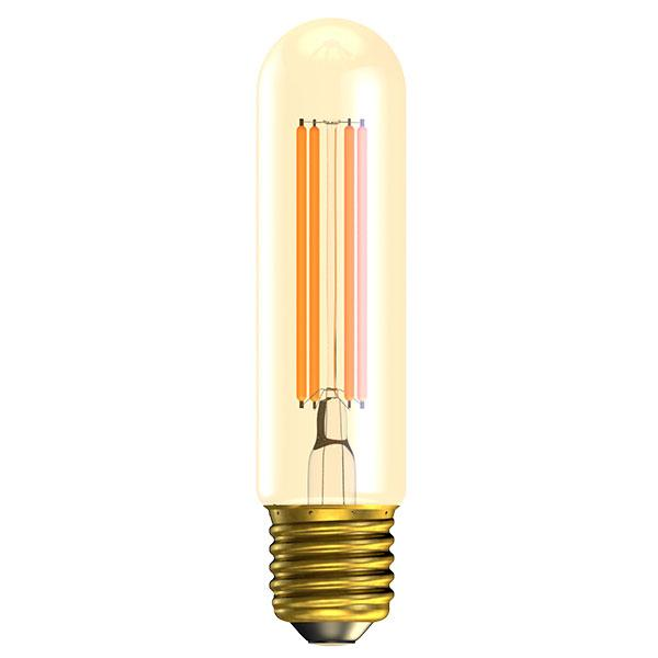 BL LED TUBE ES 4W=25W GOLD D VINTAGE 130MM 15K DIMMABLE FILAMENT