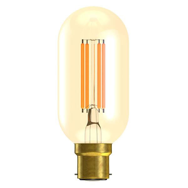 BL LED TUBE BC 4W=25W GOLD D VINTAGE 110MM 15K DIMMABLE FILAMENT