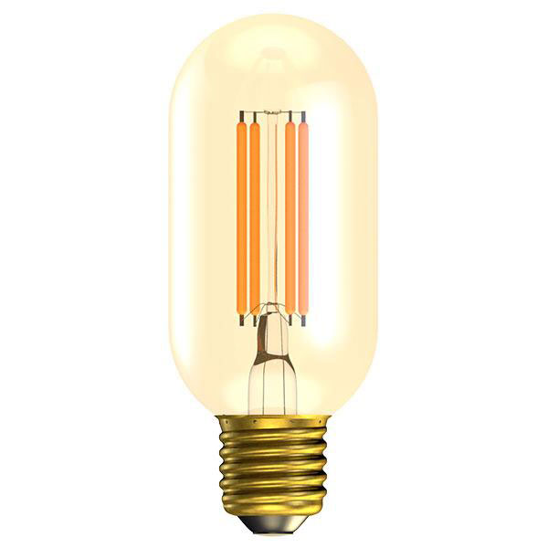 BL LED TUBE ES 4W=25W GOLD D VINTAGE 110MM 15K DIMMABLE FILAMENT