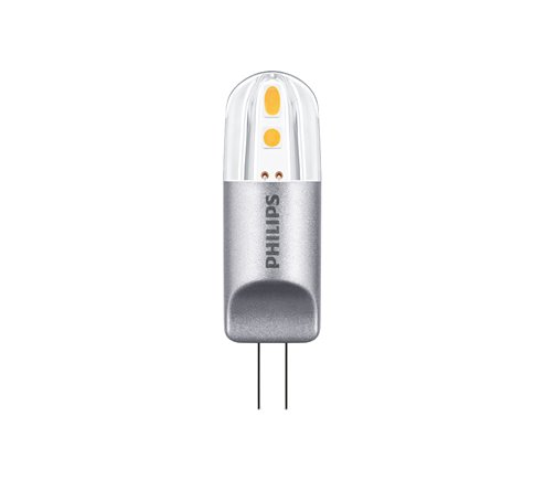 PH LED CAPSULE G4 12V 2.1W=20W 827 CLR D 15K DIMMABLE COREPRO CLEAR