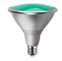 BL LED PAR 38 ES 15W=120W GREEN ND 30K NON DIMMING EXTERNAL