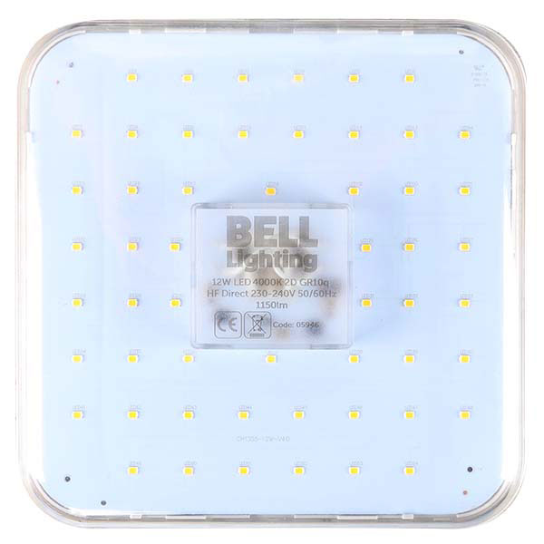 BL LED 2D 4PIN 12W=28W 827 ND 30K H/F NON DIMMABLE ELECTRONIC