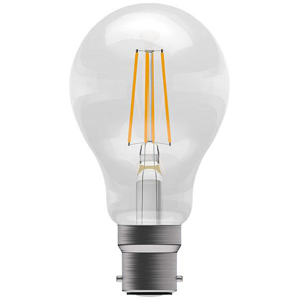 BL LED GLS BC 4W=40W AMBER ND 15K FILAMENT NON DIMMABLE