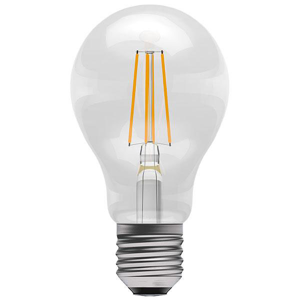 BL LED GLS ES 4W AMBER FIL ND 15K NON DIMMABLE FILAMENT