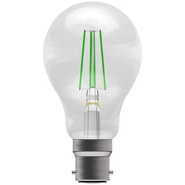 BL LED GLS BC 4W=40W GREEN ND 15K FILAMENT NON DIMMABLE
