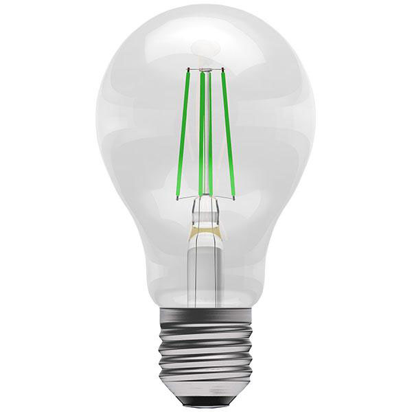 BL LED GLS ES 4W GREEN FIL ND 15K NON DIMMABLE FILAMENT