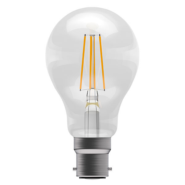BL LED GLS BC 4W 827 CLR FIL D 15K DIMMABLE FILAMENT
