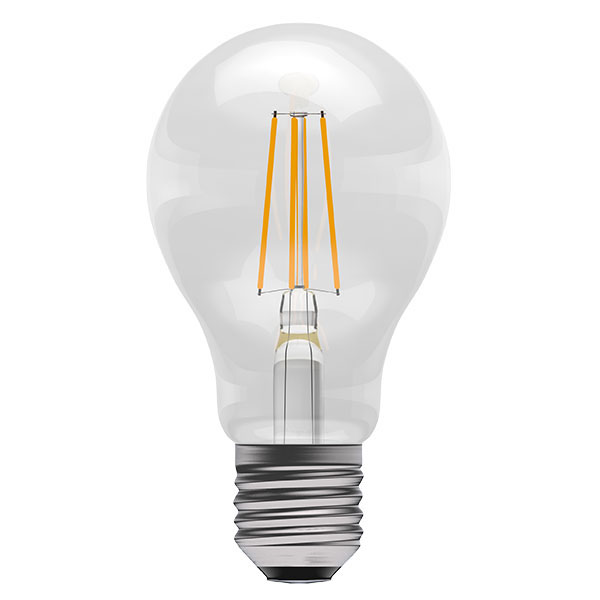 BL LED GLS ES 4W=40W 827 CLR D FILAMENT 15K DIMMABLE