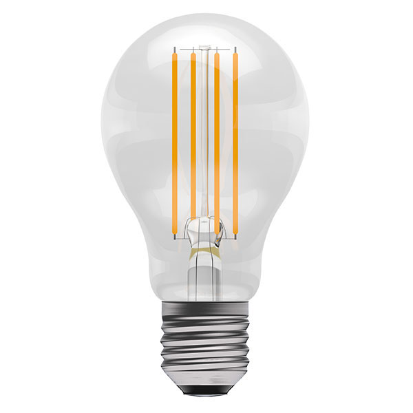 BL LED GLS ES 6W=60W 827 CLR D FILAMENT 15K DIMMABLE