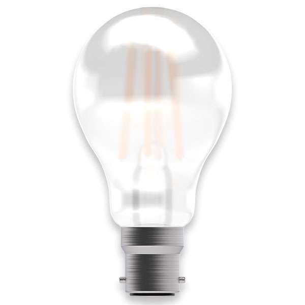 BL LED GLS BC 6W=60W 827 OPL D FILAMENT 15K DIMMABLE