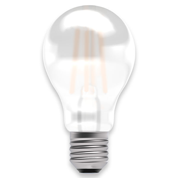 BL LED GLS ES 6W=60W 827 OPL D FILAMENT 15K DIMMABLE