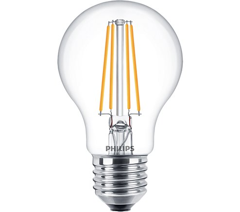 PH LED GLS ES 7.5W=60W CLR D 15K FILAMENT DIMMABLE