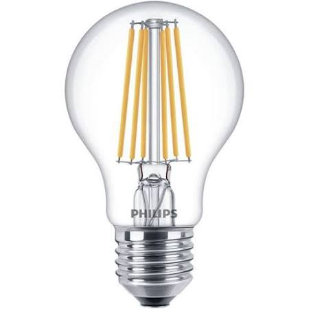 PH LED GLS ES 8W=60W CLR D 15K FILAMENT DIMMABLE DIMTONE