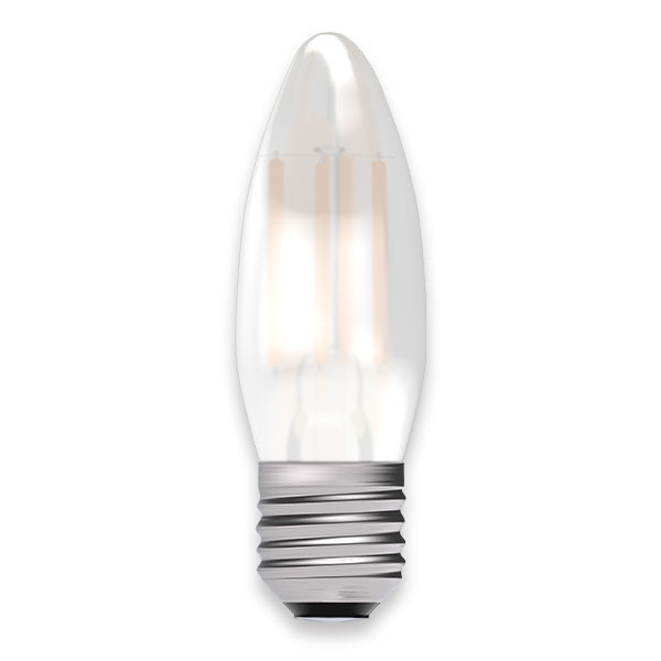 BL LED CANDLE ES 4W 827 OPL FIL D 15K DIMMABLE FILAMENT