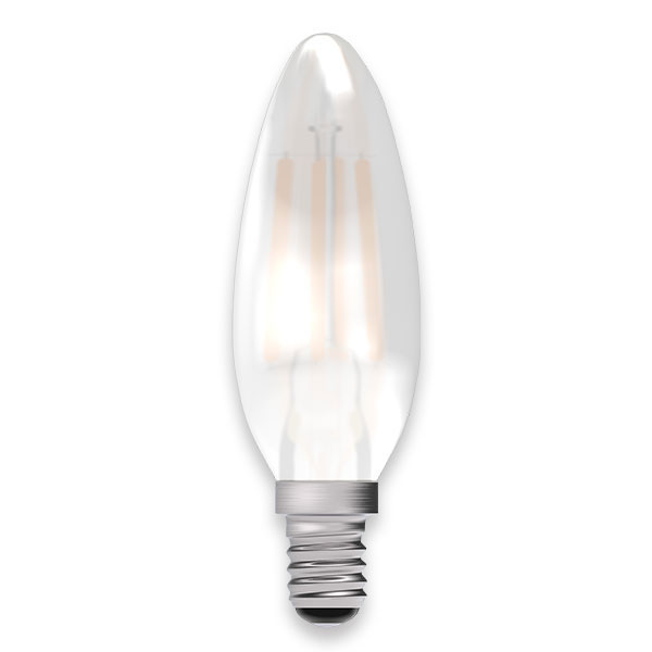 BL LED CANDLE SES 4W 827 OPL FIL D 15K DIMMABLE FILAMENT OPAL