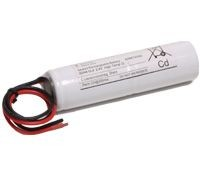 BATTERY EMERGENCY 2CL/BATT 2 CELL