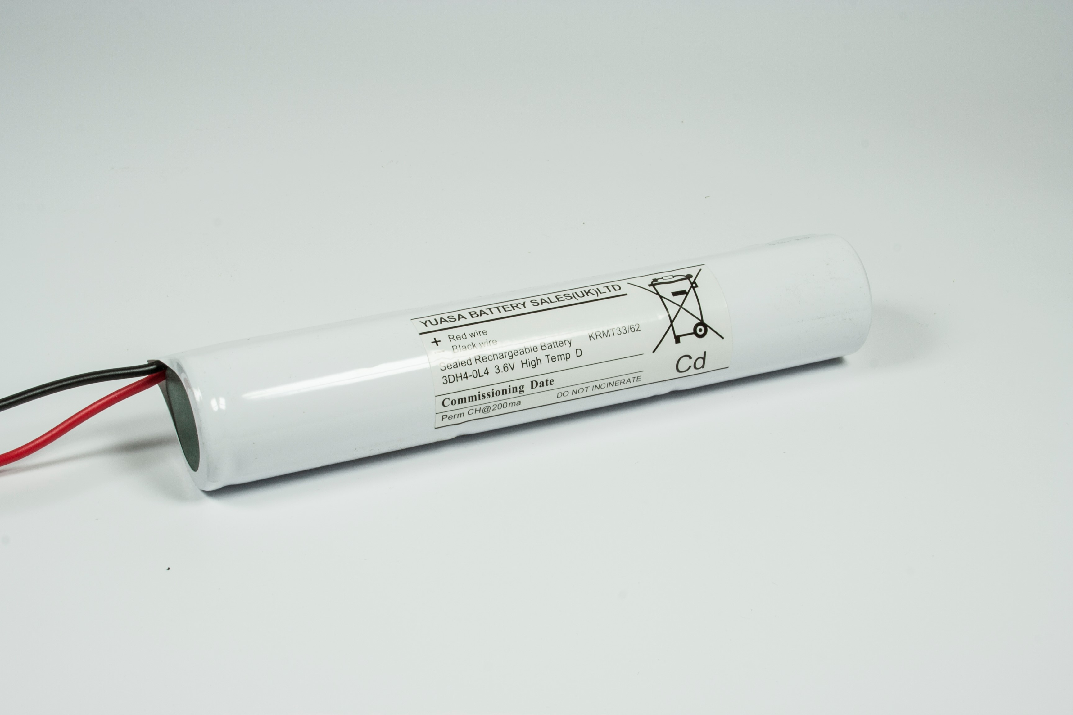 BATTERY EMERGENCY 3LS/BATT 3 CELL STICK