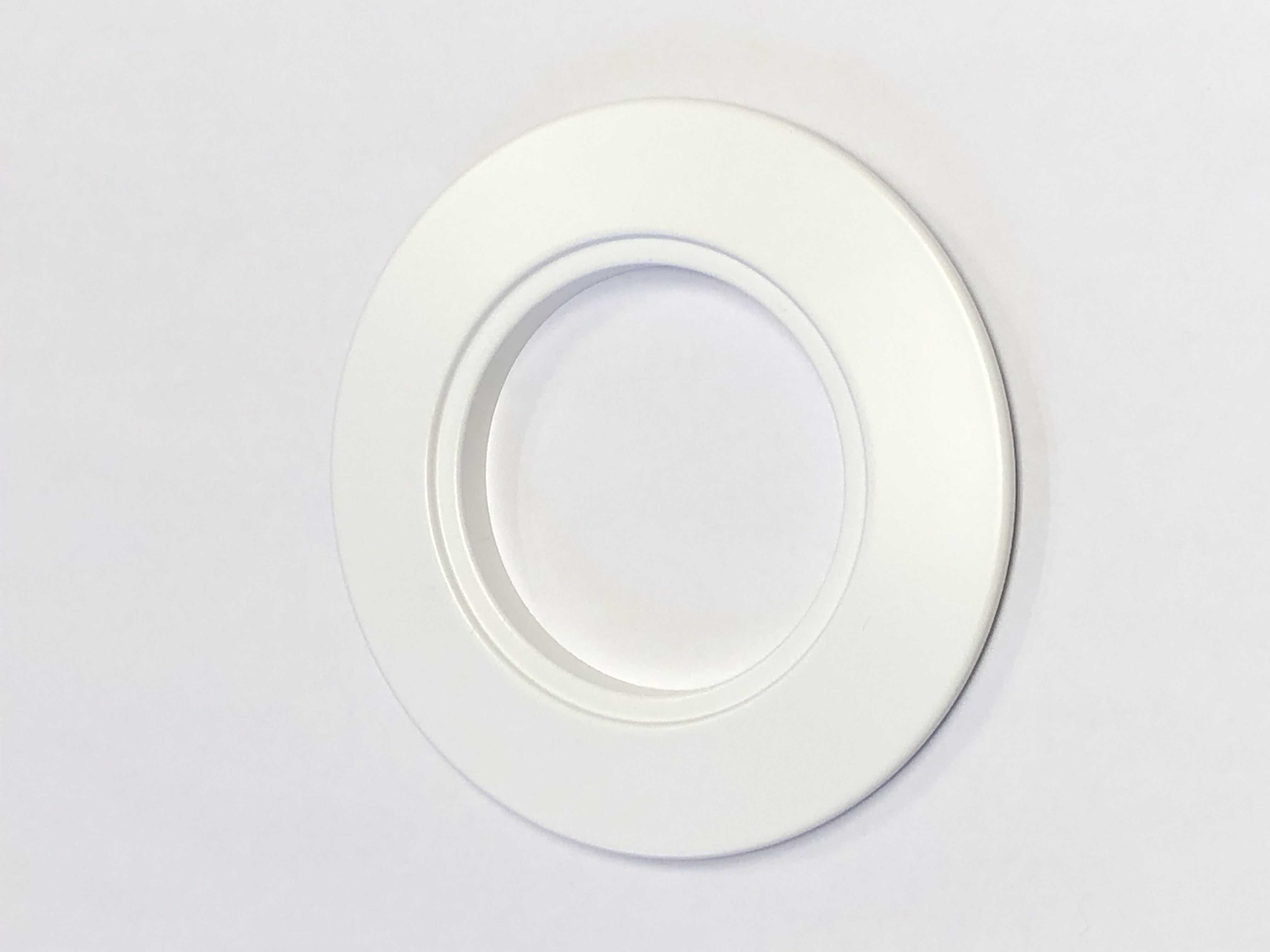 CONVERTER PLATE 100MM WHITE BL FIRESTAY FOR BELL FIRESTAY FITTING