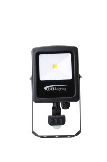 BL LED FLOODLIGHT 20W=160W 840 PIR 35K SKYLINE SLIM