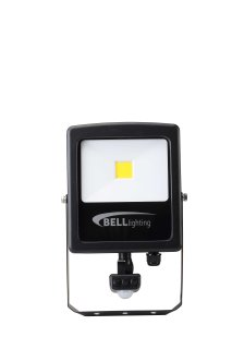BL LED FLOODLIGHT 30W=240W 840 PIR 35K SKYLINE SLIM