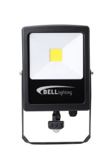BL LED FLOODLIGHT PIR 50W=400W 840 35K SKYLINE SLIM