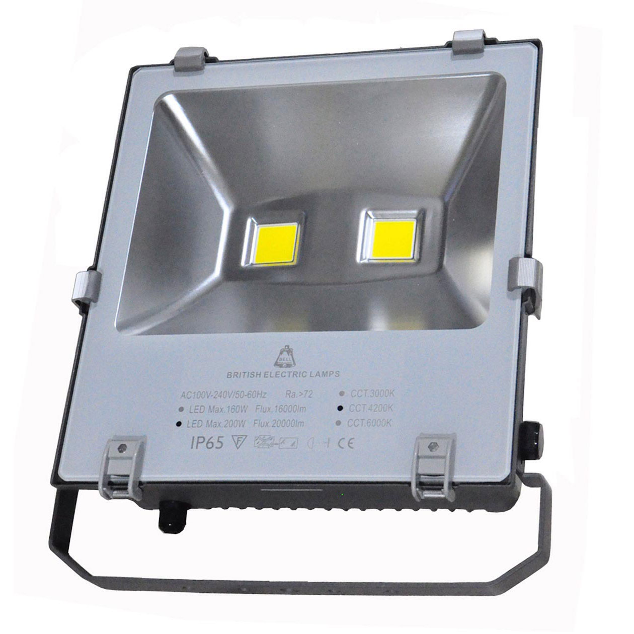 BL LED FLOODLIGHT 200W=400W 840 50K SKYLINE PRO