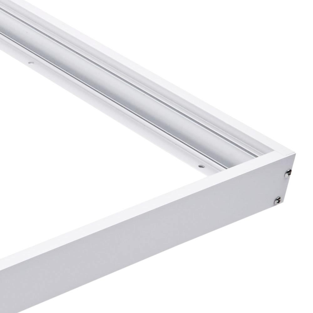 LED PANEL SURFACE MOUNTING KIT 1200X300