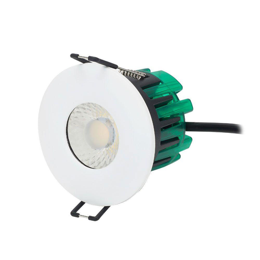 LED DOWNLIGHT 7W IP65 TUNABLE 2200-6300K 50K DIMMABLE BLUE TOOTH SMART FIRESTAY