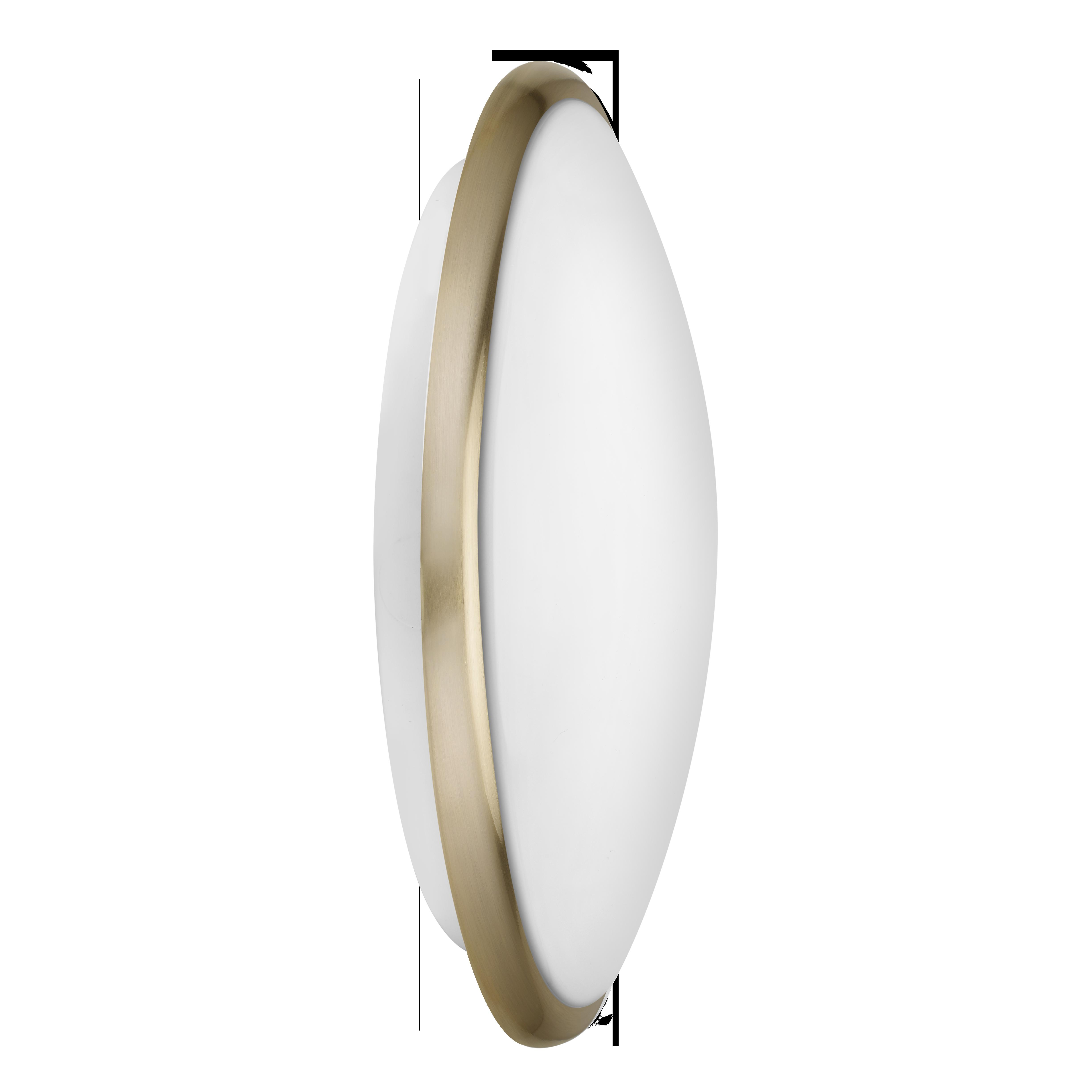 DECO GRANDE TRIM ANTIQUE BRASS TO FIT DECO GRANDE LED FITTING