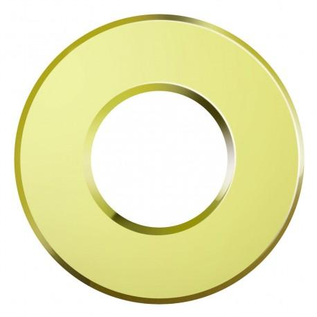 FIRESTAY MAGNETIC BEZEL BRASS 10500 TO FIT FIRESTAY DOWNLIGHT FITTING 10500